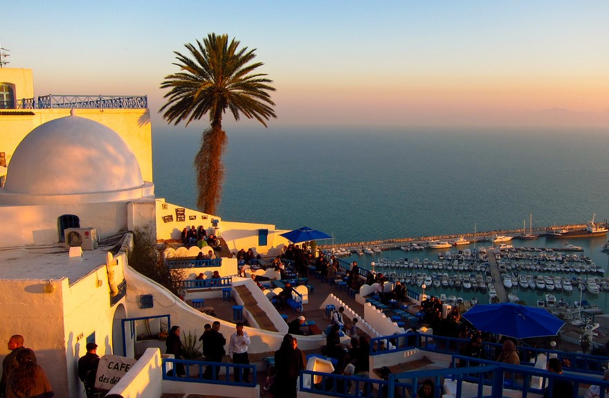 Где отдыхать в Тунисе в октябре фото