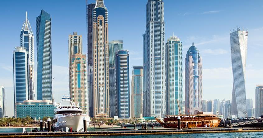 Погода в Дубае в апреле фото