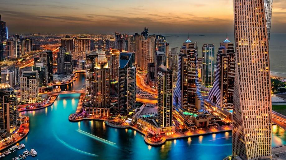 Погода в Дубае в феврале фото