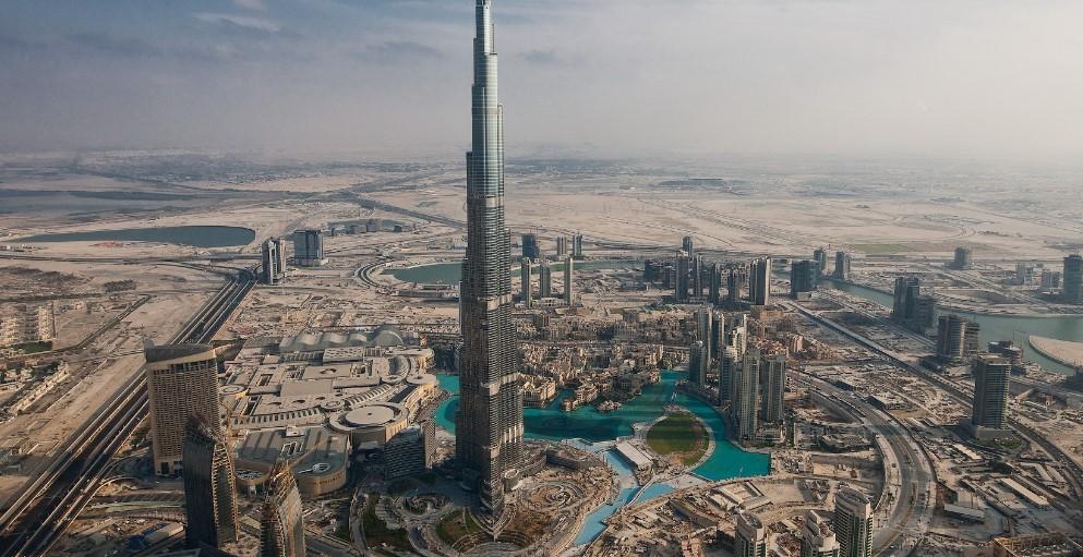 Погода в Дубае в январе фото