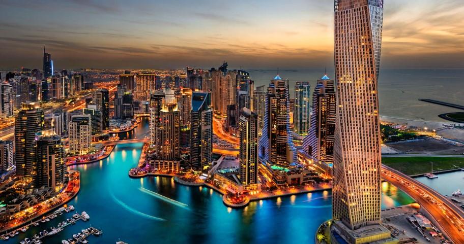 Где находится Дубай? фото