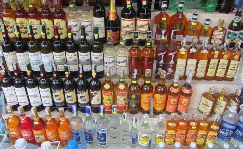 Алкоголь во Вьетнаме фото