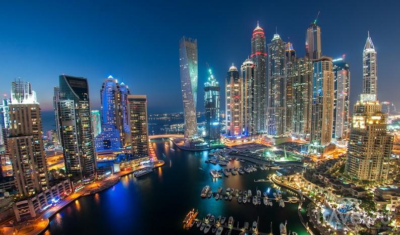 В какой стране находится Дубай фото