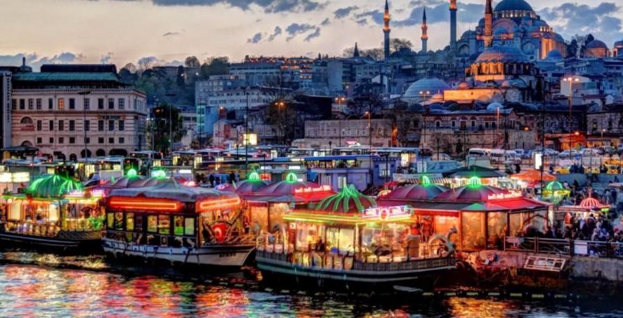 Где находится Стамбул фото