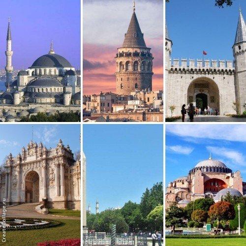 Что посмотреть в Стамбуле фото