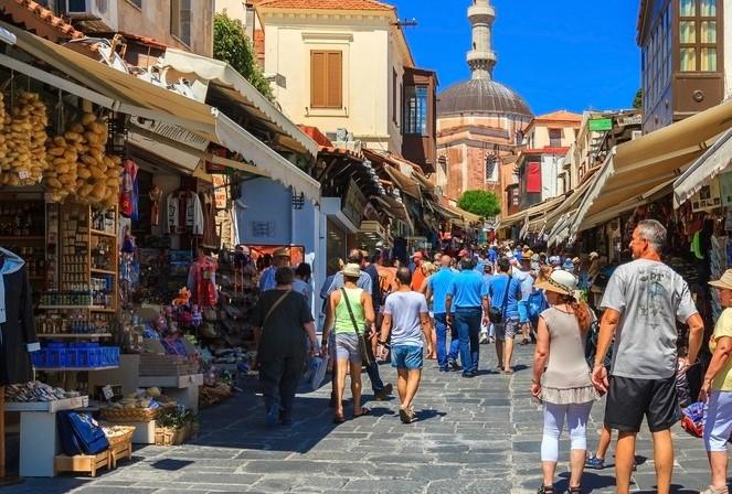 Шоппинг на Кипре фото
