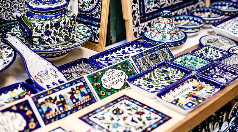 Сувениры из Израиля