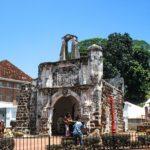 Фамоса, крепость в Малакке (Малайзия)
