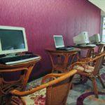 Интернет-кафе отеля Forever Club Бодрум Турция