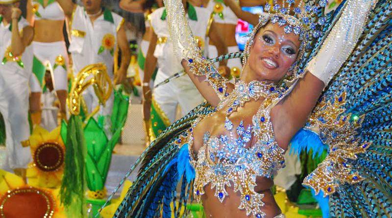 Сезон карнавалов в Доминикане